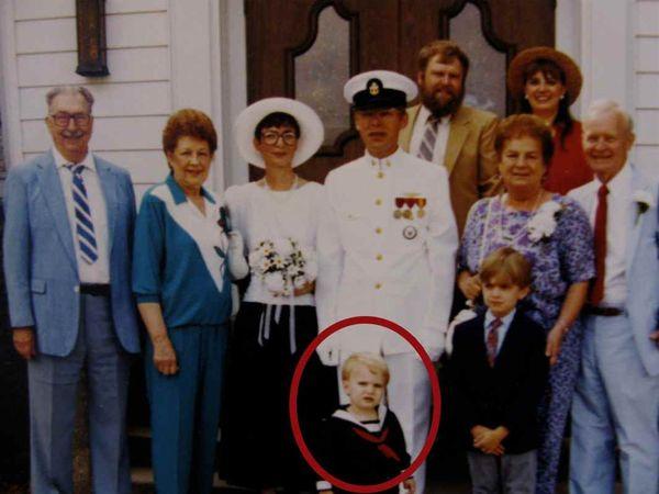 1991 wedding