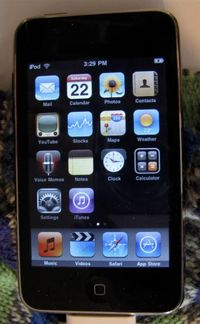 ITouch 1