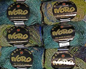 Noro greens
