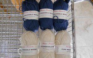 Percy's yarn