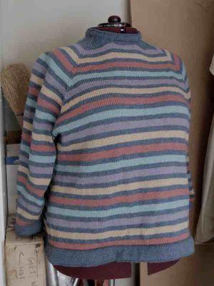 Proj top down sweater