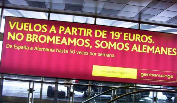 Madrid airport.