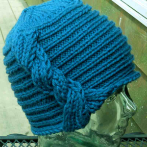 I have been wearing this hat every time I go out. -20˚F this morning.
