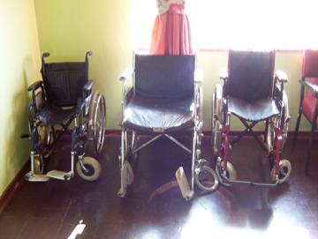 SA wheelchairs