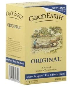 good eath tea