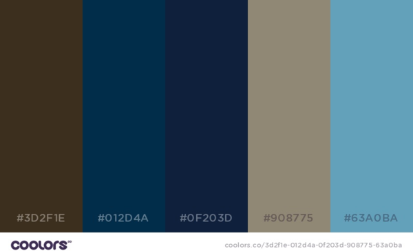 Palette A