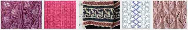 Reverse knitting 1
