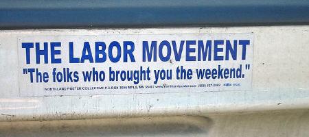 Labor weekend