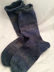 Double-thick socks #6.