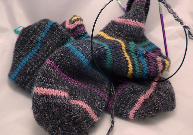 May dbl sock 9