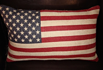 pillow-flag