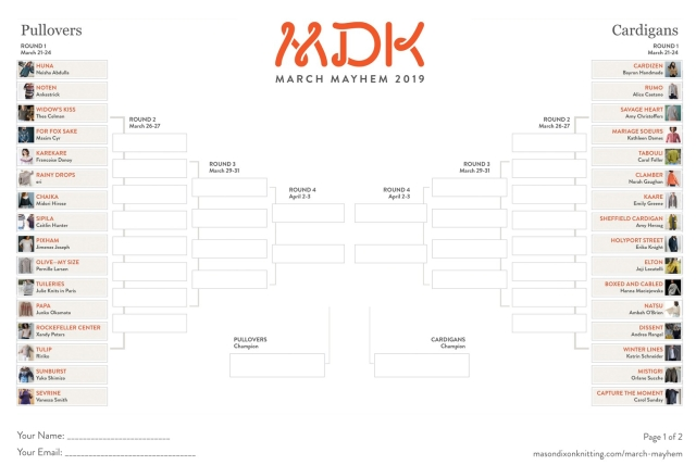 2019 March Mayhem