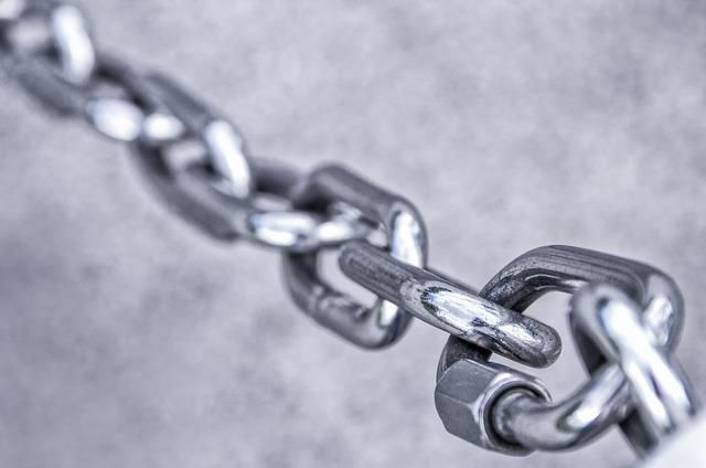 chain link horizontal