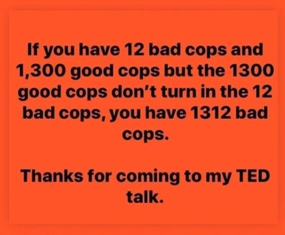 1300 good cops