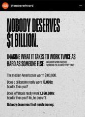 billion deserves