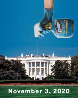 clorox white house