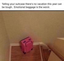 emo baggage