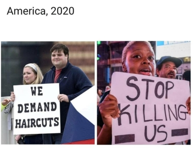 haircuts vs killing