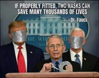 mask duct tape