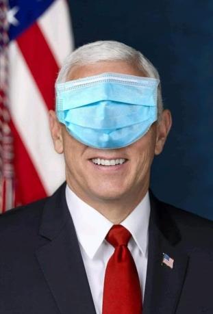 pence mask