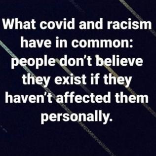 covid n racism