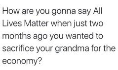 sacrifice granny