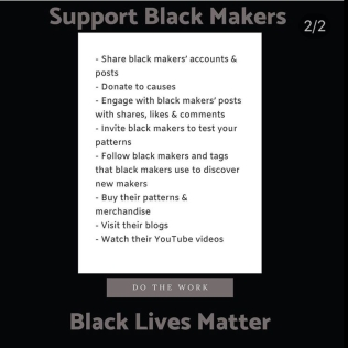 support black makers