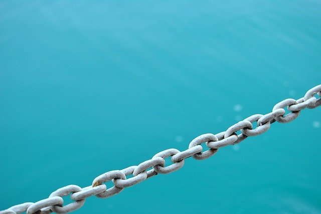 chain over swmg pool