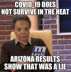 covid heat