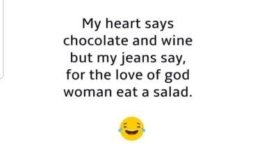 eat a salad