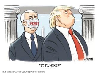 Et tu, Mike