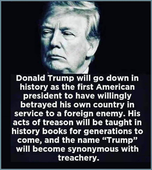 trump traitor