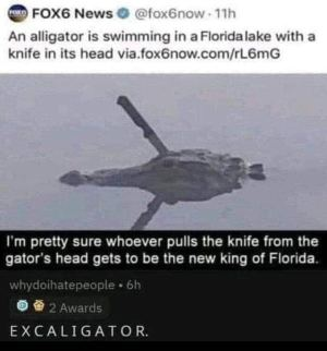 excaligator