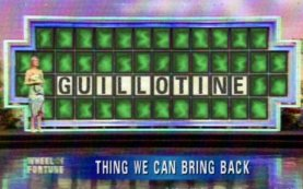 guillotineback